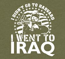 HARVARD $ IRAQ Tri-blend T-Shirt