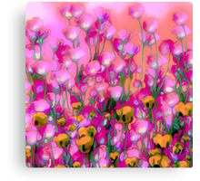 Spring Blush, too ... Canvas Print