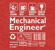 MECHANICAL ENGINEERING Tri-blend T-Shirt