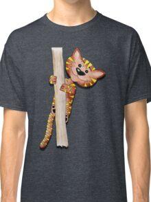 Purrnickerty the Cat - Climbing Classic T-Shirt