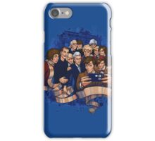 Doctor Who Selfie iPhone Case/Skin