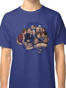 Doctor Who Selfie Classic T-Shirt