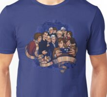 Doctor Who Selfie Unisex T-Shirt
