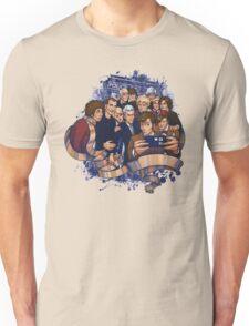 Doctor Who Selfie Unisex T-Shirt