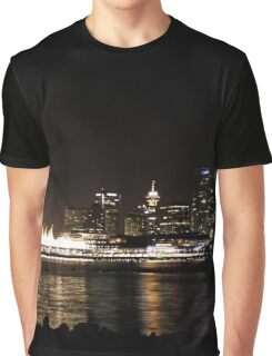 Vancouver Skyline Graphic T-Shirt