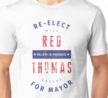 Re-Elect Red Unisex T-Shirt