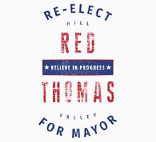 Re-Elect Red T-Shirt