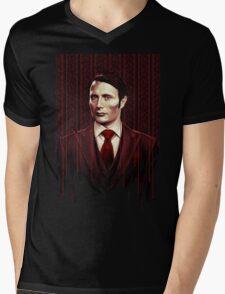 Hannibal Mens V-Neck T-Shirt