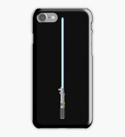 Anakin Skywalker Lightsaber iPhone Case/Skin