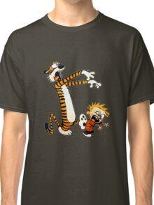 zombie calvin hobbes Classic T-Shirt