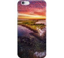Griffiths Island, Port Fairy iPhone Case/Skin