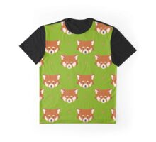 Red Panda Graphic T-Shirt