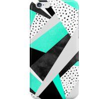 Crazy Fun Turquoise iPhone Case/Skin