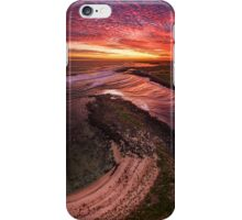 Warm Passage Sunset - Port Fairy iPhone Case/Skin