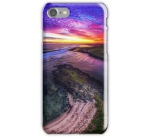 Passage Sunset - Port Fairy iPhone Case/Skin