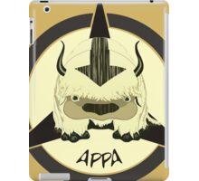 Brown Appa Q iPad Case/Skin