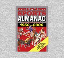 Grays Sports Almanac Complete Sports Statistics 1950-2000 T-Shirt