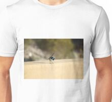 Male Superb Fairy Wren Cranbourne Unisex T-Shirt