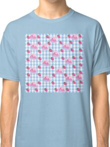 strawberries and cookies Classic T-Shirt