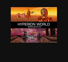 HYPERION WORLD SCIENCE FICTION Scifi Unisex T-Shirt