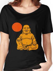BUDDHA-3 Women's Relaxed Fit T-Shirt