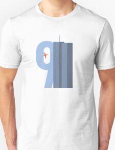 9/11 Memorial Minimal ART T-Shirt