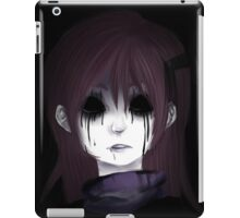 EMO- Morbid Girl iPad Case/Skin
