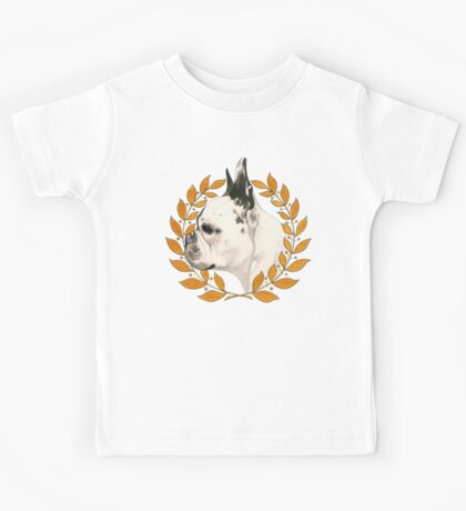French Bulldog - @french_alice Kids Tee