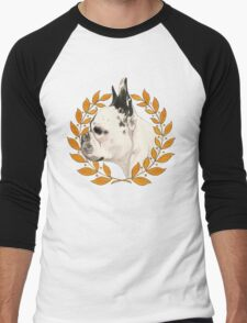 French Bulldog - @french_alice Men's Baseball ¾ T-Shirt