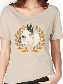 French Bulldog - @french_alice Women's Relaxed Fit T-Shirt