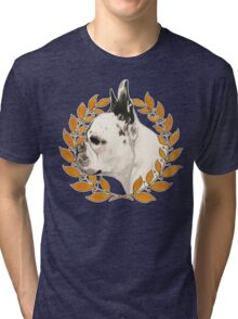 French Bulldog - @french_alice Tri-blend T-Shirt