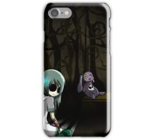 EMO- My Bunny Doll iPhone Case/Skin