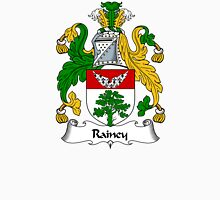 Rainey Coat of Arms / Rainey Family Crest Unisex T-Shirt