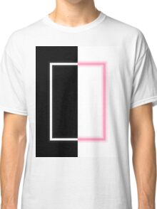 The 1975 Album Neon Artwork Pixel Art Classic T-Shirt