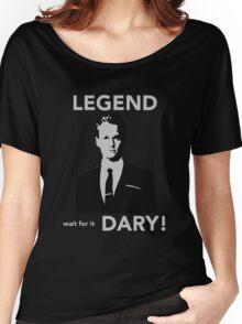 Legendary! Women's Relaxed Fit T-Shirt