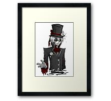 EMO- Abandoned Groom Framed Print