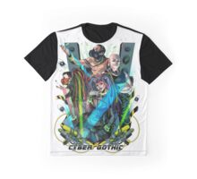 EMO- Cyber Gothic Graphic T-Shirt