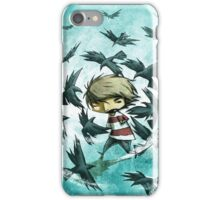 EMO- Counting Black Crows iPhone Case/Skin