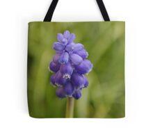 Grape Hyacinth Tote Bag