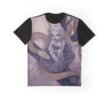 snake child Graphic T-Shirt