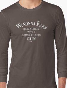 Wynonna Earp Long Sleeve T-Shirt
