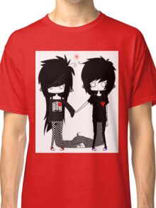EMO- Forever You And I Classic T-Shirt