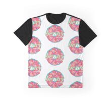 Benny - Donut Art Graphic T-Shirt