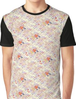 Sweet spring watercolor flowers Graphic T-Shirt