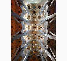 Looking up - Sagrada Familia Classic T-Shirt