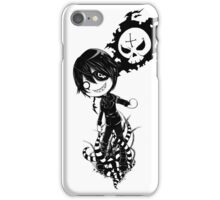 EMO- Exotic Plants Over My Feet iPhone Case/Skin