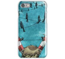 EMO- Hanging by a moment iPhone Case/Skin