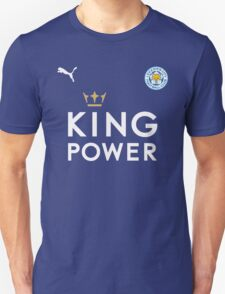 LEICESTER CITY FC CHAMPIONS 2016  T-Shirt