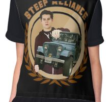 Steep Alliance [Stiles&The Jeep] Chiffon Top