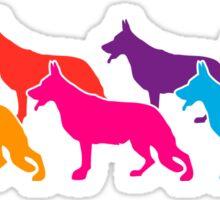 Schaeferhund Sticker